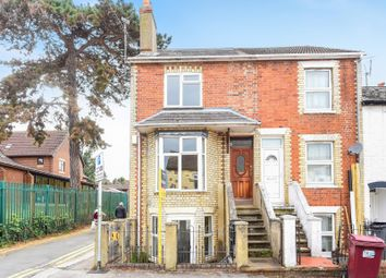 Thumbnail 4 bedroom end terrace house for sale in Donnington Gardens, Reading