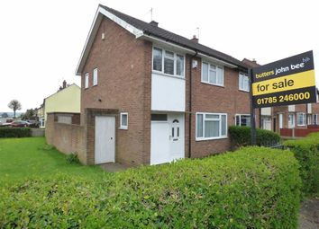 Thumbnail 3 bed property for sale in Keats Avenue, Stafford
