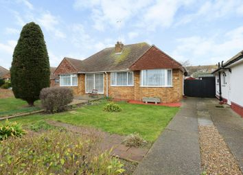 Thumbnail 2 bed semi-detached bungalow for sale in Vine Close, Ramsgate