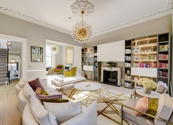 6 bed terraced house for sale in Clifton Gardens, Little Venice, London W9