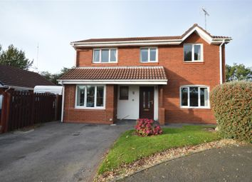Thumbnail 3 bed detached house for sale in Treetops, Little Neston, Neston