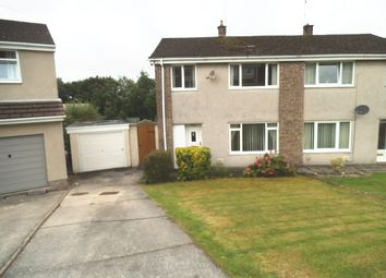 Thumbnail 3 bed semi-detached house for sale in Sycamore Close, Litchard, Bridgend