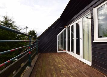 Thumbnail 2 bed flat for sale in Woodstock Crescent, Laindon, Basildon, Essex