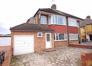 Thumbnail 3 bed semi-detached house for sale in Fairway, Grays