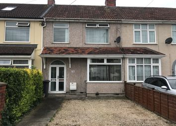Thumbnail 3 bed terraced house for sale in Tenniscourt Road, Kingswood, Bristol