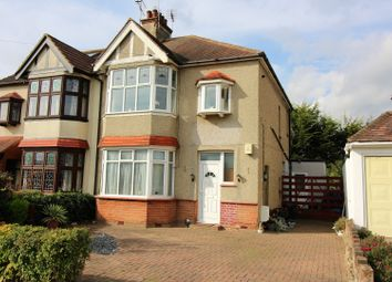 Thumbnail 2 bed flat for sale in Leigh Gardens, Leigh-On-Sea