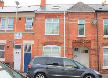 Thumbnail 5 bed terraced house for sale in Baggrave Street, Leicester