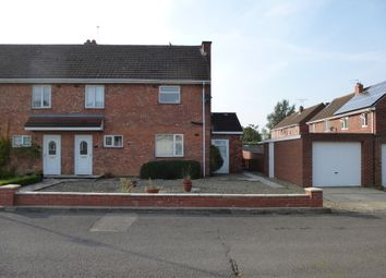 Thumbnail 3 bedroom semi-detached house to rent in Linton Woods Lane, Linton On Ouse, York