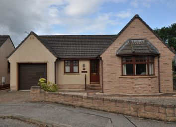Thumbnail 2 bed detached bungalow for sale in Invererne Road, Forres
