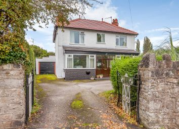 Thumbnail 4 bed detached house for sale in Hawarden Road, Wrexham