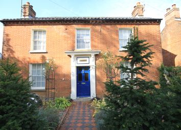 Thumbnail 3 bed detached house for sale in Wells Road, Fakenham