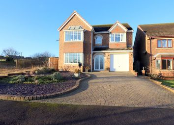 Thumbnail 5 bed detached house for sale in Meadowcroft, Cockfield, Bishop Auckland