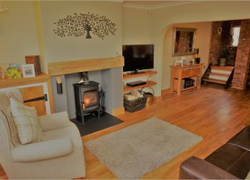 Thumbnail 2 bed end terrace house for sale in Chapel Lane, Leicester