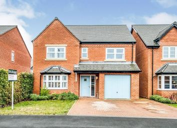 Thumbnail 4 bed detached house for sale in Walnut Walk, Lower Quinton, Warwickshire