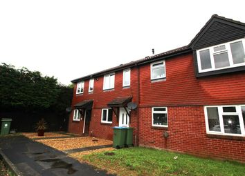 Thumbnail 2 bed terraced house to rent in Larkspur Close, Locks Heath, Southampton