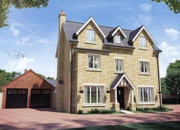 Thumbnail 5 bed detached house for sale in Buckton Fields, Northampton