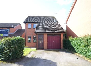 Thumbnail 3 bedroom detached house for sale in Fulmer Close, Earley, Reading
