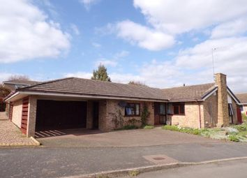Thumbnail 4 bedroom bungalow for sale in High Stack, Long Buckby, Northampton, Northamptonshire