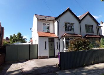 Thumbnail 4 bed semi-detached house for sale in Mersey Road, Aigburth, Liverpool, Merseyside