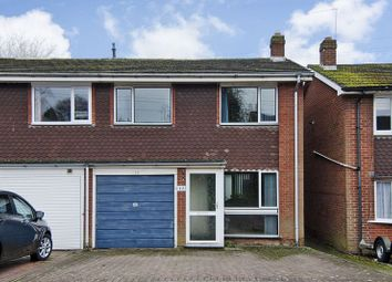 Thumbnail 3 bed semi-detached house for sale in Smithy Lane, Lichfield