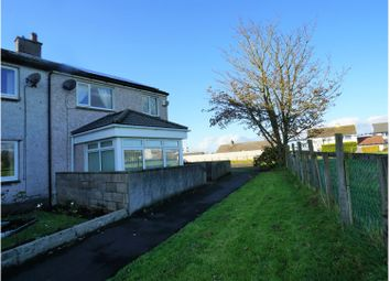 Thumbnail 3 bed semi-detached house for sale in Brayton Park, Wigton