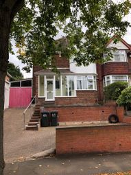 Thumbnail 3 bed semi-detached house for sale in Lindale Road, Hodge Hill, Birmingham