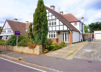 Thumbnail 3 bed semi-detached house for sale in St. Augustines Avenue, Bromley