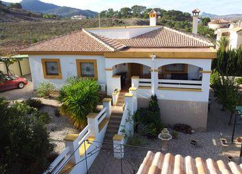 Thumbnail 1 bed villa for sale in Urbanisation Montañosa, Hondón De Las Nieves, Alicante, Valencia, Spain