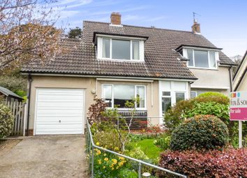 Thumbnail 4 bed detached house for sale in Pemswell Road, Minehead