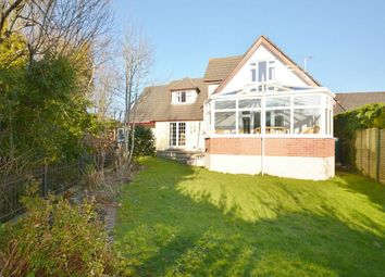 Thumbnail 4 bed detached bungalow for sale in Mylor Bridge, Falmouth, Cornwall