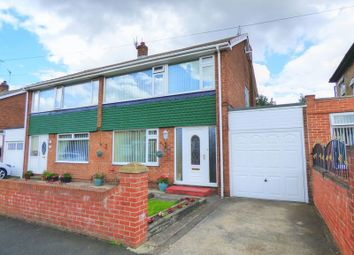 Thumbnail 3 bed semi-detached house for sale in Westbourne Avenue, Walkergate, Newcastle Upon Tyne