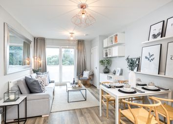 Thumbnail 2 bedroom flat for sale in Hersham Road, Hersham, Walton-On-Thames