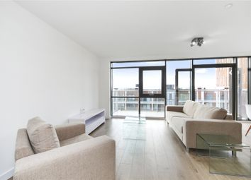 Thumbnail 3 bed flat to rent in Fuse Building, Vibe, Beechwood Road, London
