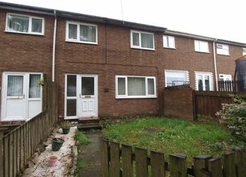 Thumbnail 3 bed terraced house for sale in Tangmere Close, Cramlington