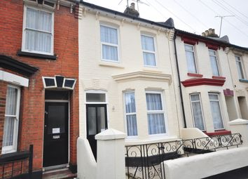 Thumbnail 3 bedroom terraced house to rent in Byron Road, Gillingham