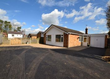 Thumbnail 3 bed detached bungalow for sale in New Lane, Walton On The Wolds, Leicestershire