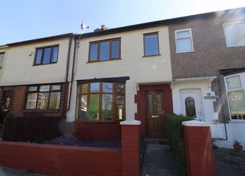 Thumbnail 3 bed terraced house for sale in Highfield Avenue, Fulwood, Preston