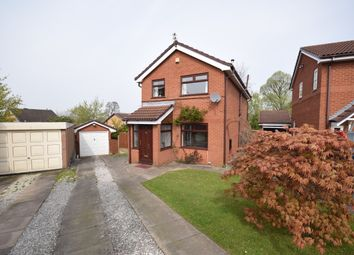 Thumbnail 4 bed detached house for sale in Heddon Close, Heaton Mersey, Stockport