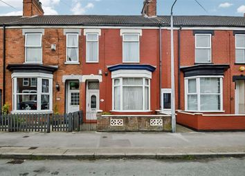 Thumbnail 3 bed terraced house for sale in Sherburn Street, Hull, East Yorkshire