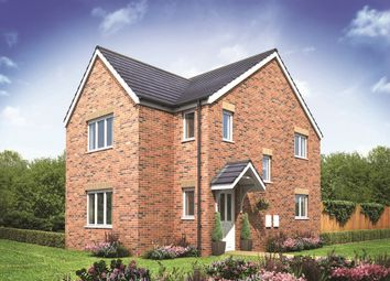"Thumbnail 3 bed detached house for sale in ""The Hatfield Corner"" at Boston Road, Kirton, Boston"