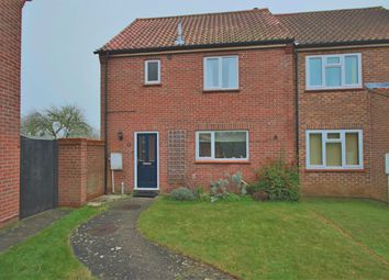 Thumbnail 3 bed end terrace house for sale in Thomas Bole Close, Garboldisham, Diss