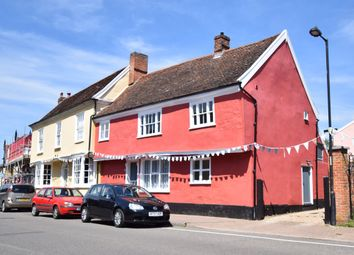 Thumbnail 3 bedroom end terrace house for sale in High Street, Hadleigh, Ipswich