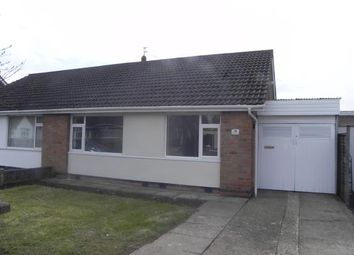 Thumbnail 3 bed bungalow for sale in Angelsey Road, Wigston, Leicestershire