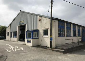 Thumbnail Light industrial to let in Workshop, Greenbank Road, Devoran, Truro, Cornwall