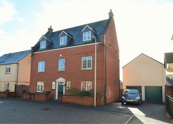 Thumbnail 5 bed detached house for sale in St. Thomas Court, Tiverton