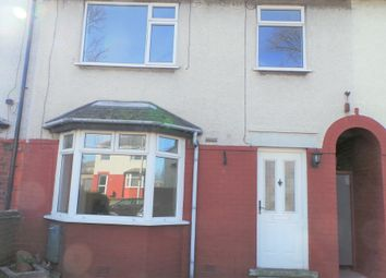 Thumbnail 3 bed terraced house to rent in Risedale Road, Barrow In Furness