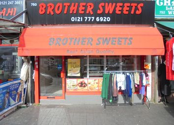 Thumbnail Retail premises for sale in Stratford Road, Sparkhill