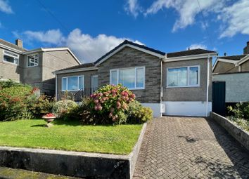 Thumbnail 4 bed detached bungalow for sale in Highfield Drive, Wembury, Plymouth