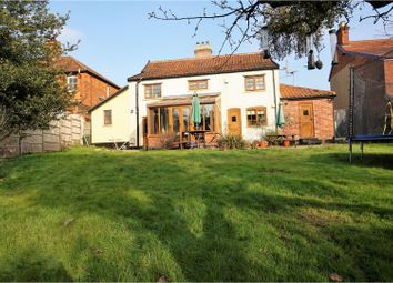 Thumbnail 5 bedroom detached house for sale in Station Road, Wymondham