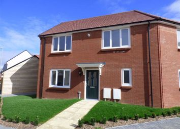 Thumbnail 2 bedroom semi-detached house for sale in Orchard Way, Weymouth